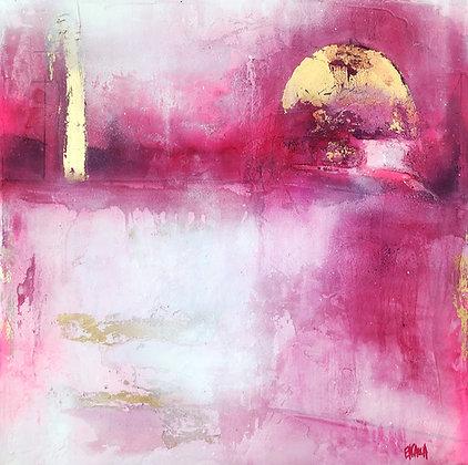 Jerusalem in purple (2021)