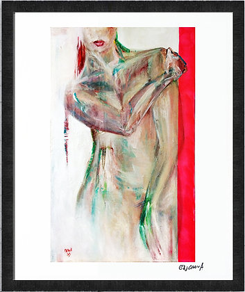 'Elly' - Hand Signed Limited Edition Print