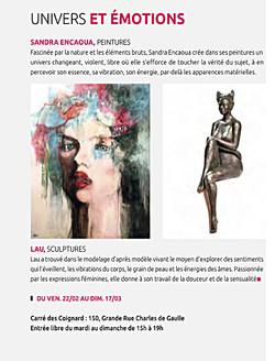magazine Nogent sur Marne