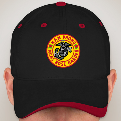 MCAS Rose Garden Ball Cap