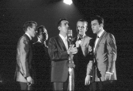 In concert with The Jordanaires