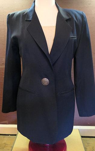 Hairston Roberson NAVY Western Jacket size 8