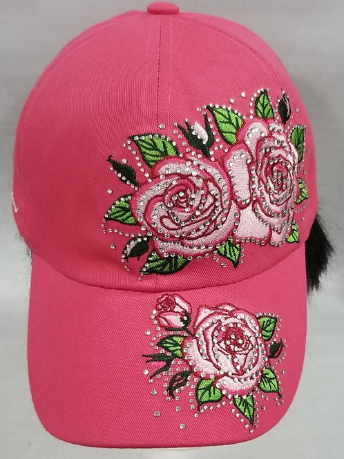 Lynn Anderson Rose Garden Ball Cap