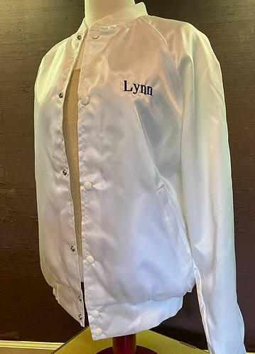 Lynn Anderson National Horse Show Silk Jacket