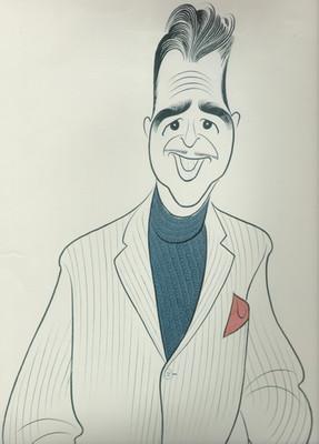 The Hirschfeld Portrait - 1959