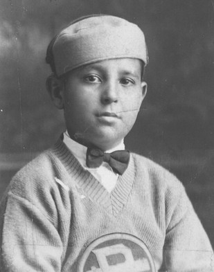 Bristol Elementary Band - 1st Trombone - 1929