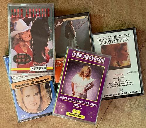 Lynn Anderson Cassettes