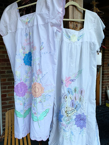Special Embroidered Moo Moo Dresses