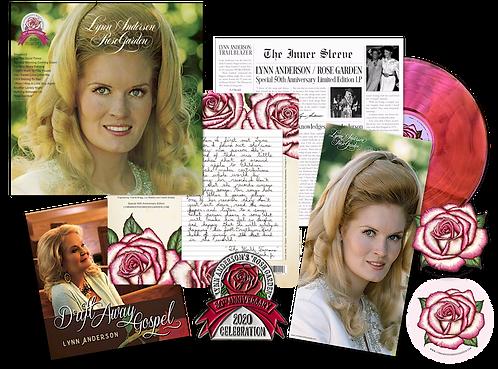ROSE GARDEN 50th Anniversary LP Deluxe Collectors Edition