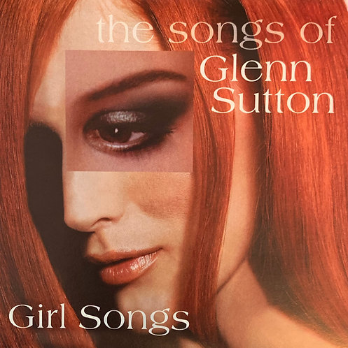 The Songs of Glenn Sutton CD