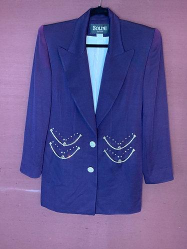 Purple Rain style 90s Jacket
