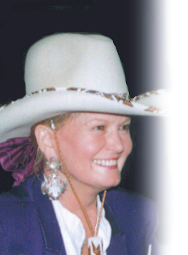 O'FARRELL Cowboy Hat custom made for Lynn Anderson