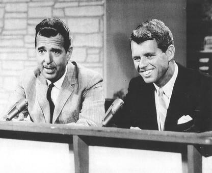 Hosting Robert F. Kennedy in 1962