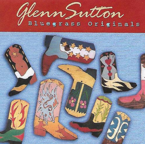 Glenn Sutton - Bluegrass Originals CD