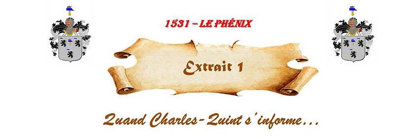 1531 - Le Phénix, extrait 1