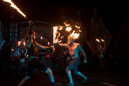Astral Harvest 2019 Fire Show