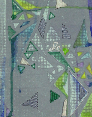 Paper and water triangles, closeup.jpg