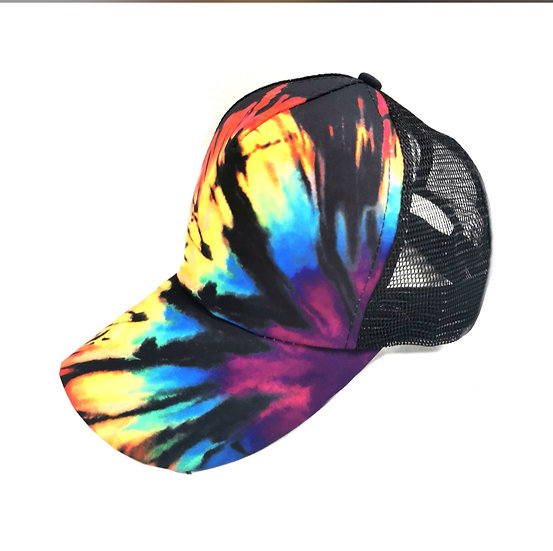Cowgirl Ponytail Cap - Hippy Chick