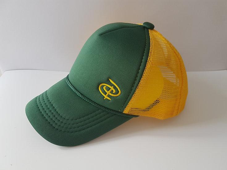 Aussie Youth Trucker Ponytail Cap