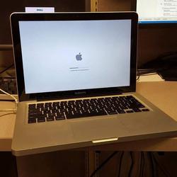 Mac OS upgrade