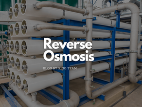 What is Reverse Osmosis Plant?