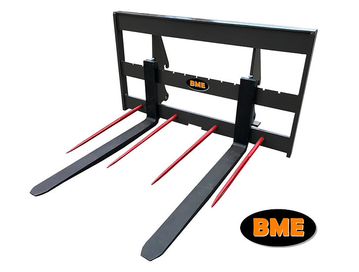 BME HAY SPEAR – PALLET COMBO