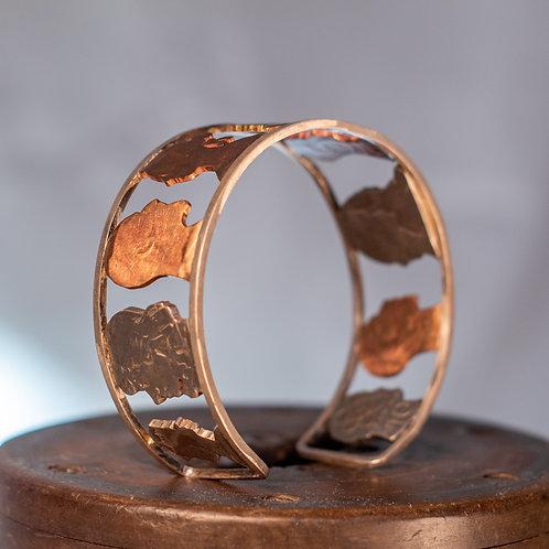 Rachel Eardley Coin Bracelet