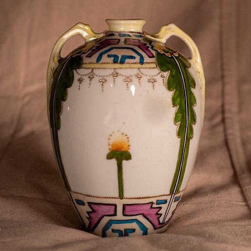 Japanese Export Vase