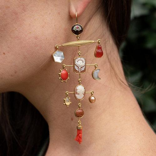 Grainne Morton Charm Earrings