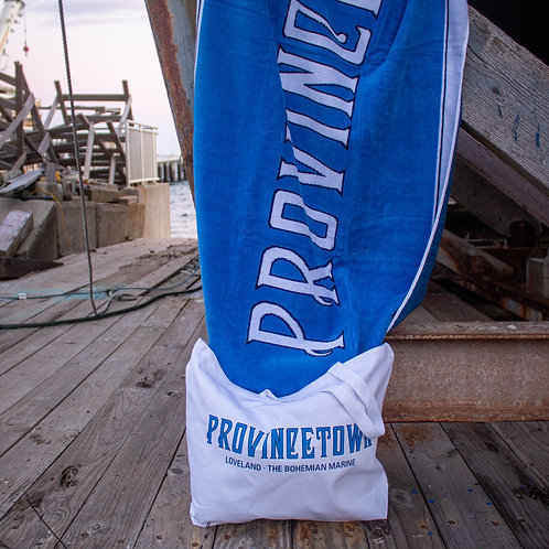 Provincetown Towel and Tote Set