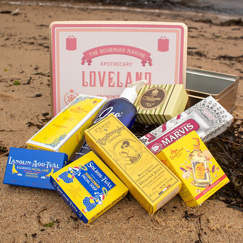 Loveland Apothecary Gift Box