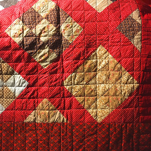 AMERICAN PIC NIC QUILT