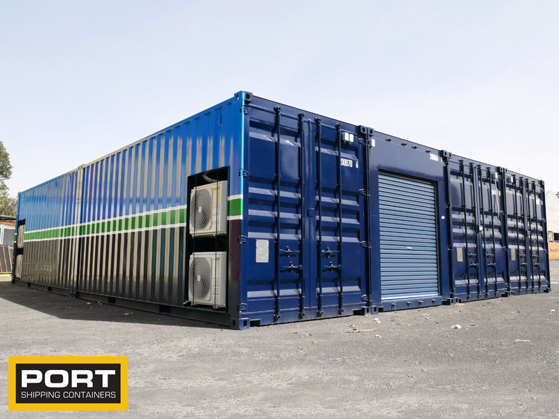 SHIPPING CONTAINER SUPERMARKET