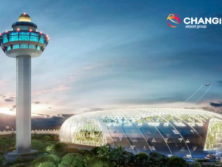 Концерн МАНС завершил установку лидарной системы для измерения вихревых следов в аэропорту Чанги