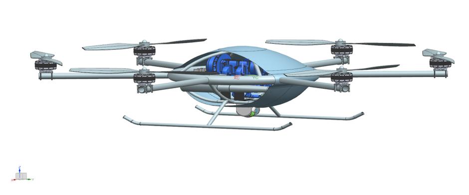 Акционерное общество «Беспилотные вертолетные системы» стало победителем открытого конкурса
