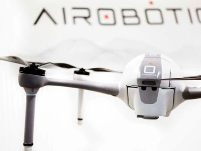 Airobotics receives world's first approval to fly automated, commercial drones above city metropolis