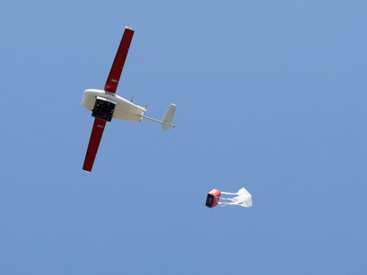 Drone technology used to speed up storm damage repair at NNSY