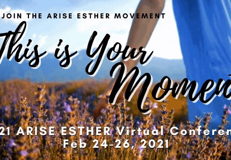 Arise Esther Virtual Conference 2021