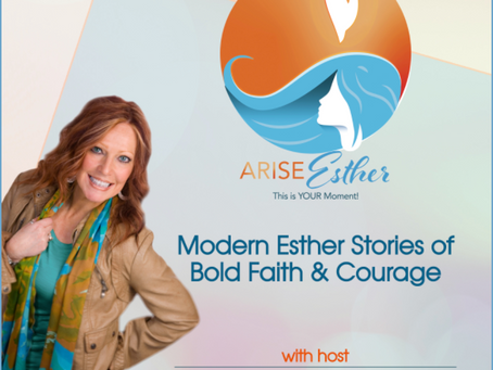 Arise Esther: This is Your Moment!