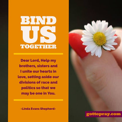 Bind Us Together Prayer