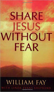 Share Jesus without fear by Linda Evans Shepherd william fay