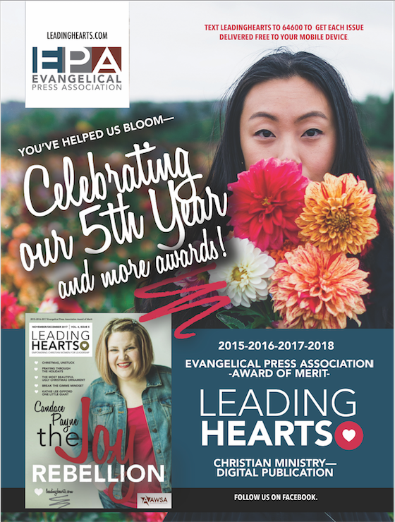 Get Leading Hearts Magazine