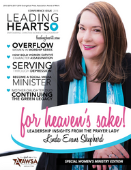 Linda in Leading Hearts!