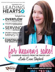 Linda in Leading Hearts!