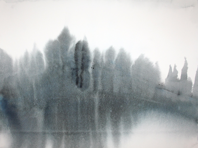Ghostly landscapes l