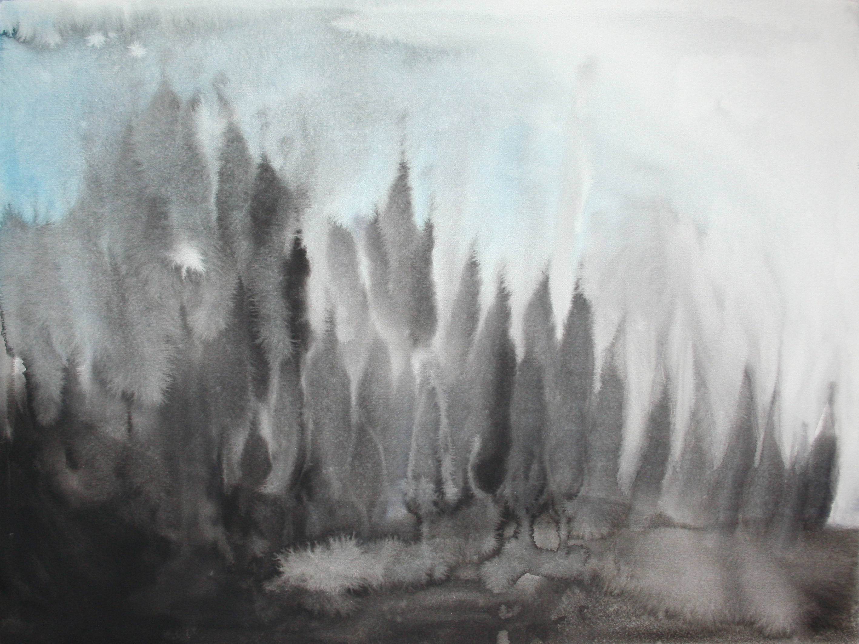 Ghostly landscapes ll