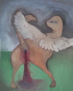 Untitle mediumistic painting 2