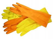 резин перчатки