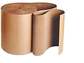 Рулонный картон