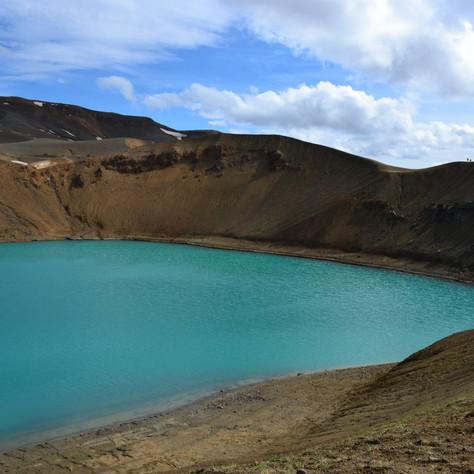 Lake Krafla